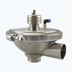 stainless steel food grade CPM control valve