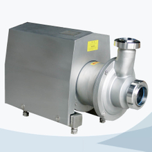 Sanitary CIP self priming pump